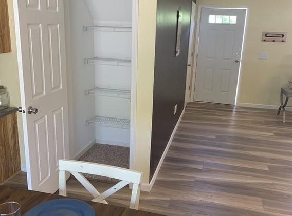 Nook Closet