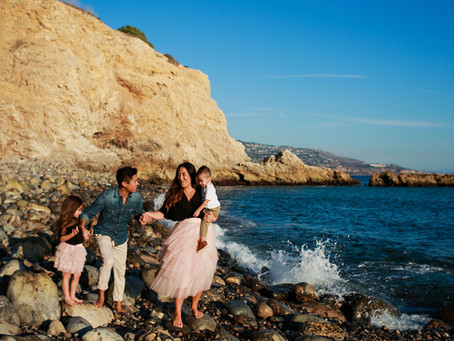 Sirikulbut Family Beach Session- San Pedro, California