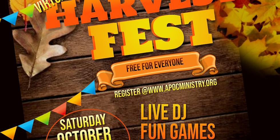 APOC's Annual Harvest Fest