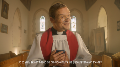 Holiday Extras TVC
