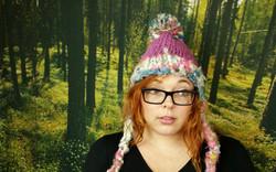 Cora's Holly Jolly Hat