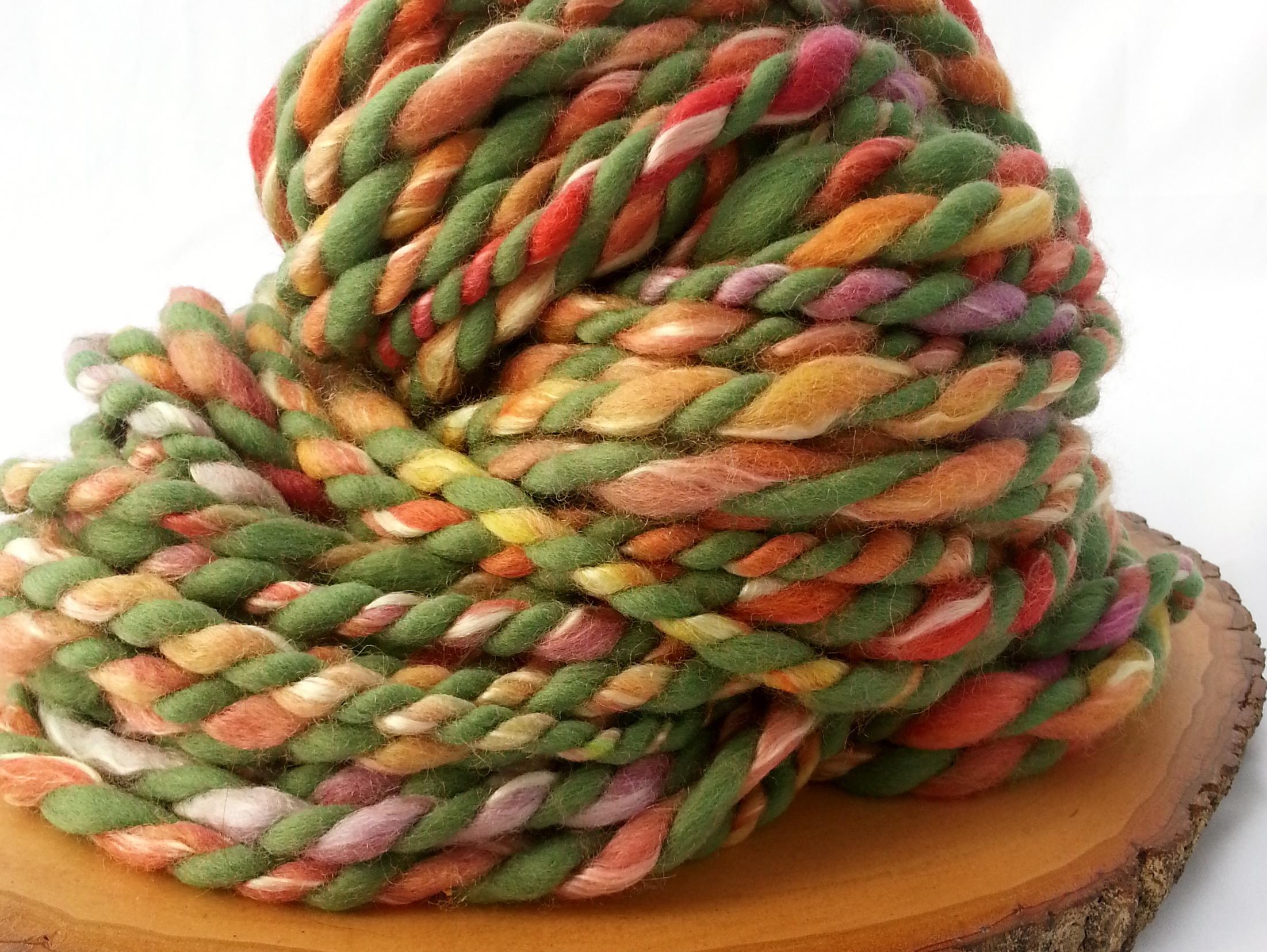Cora's Handspun Yarn