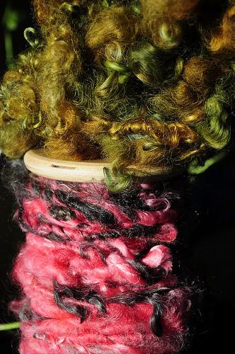 Gwynne's Handspun Art Yarn