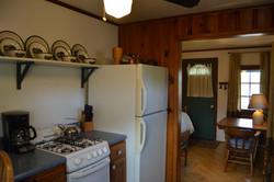 River Stone Cabin - Kitchen