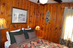 River Stone Cabin - Bedroom 2