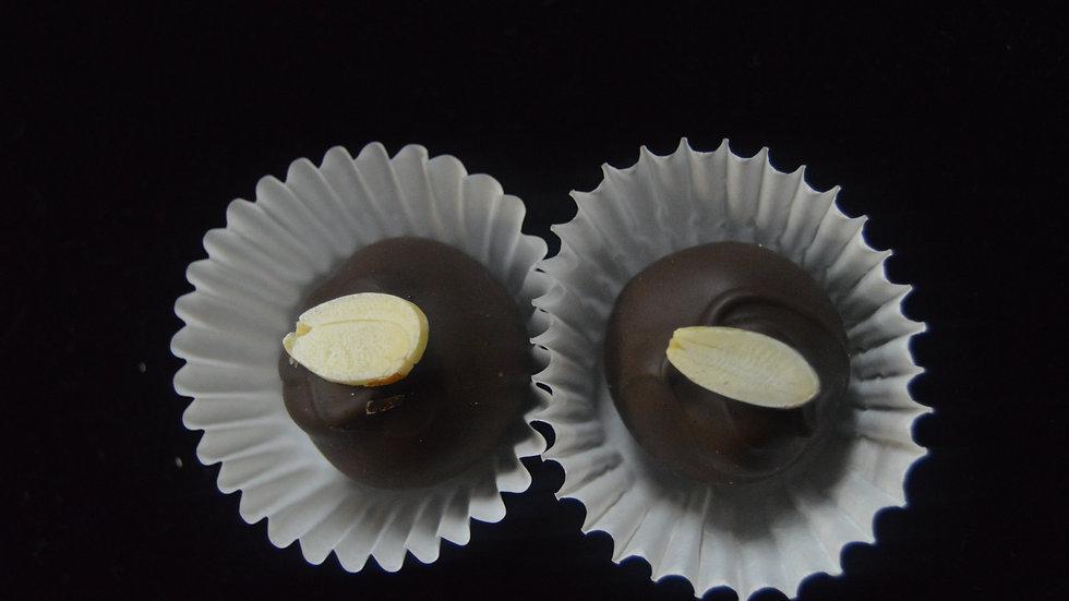 Amaretto Truffles