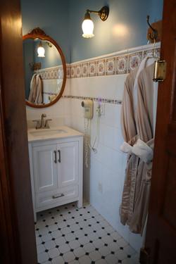 Tower Bathroom