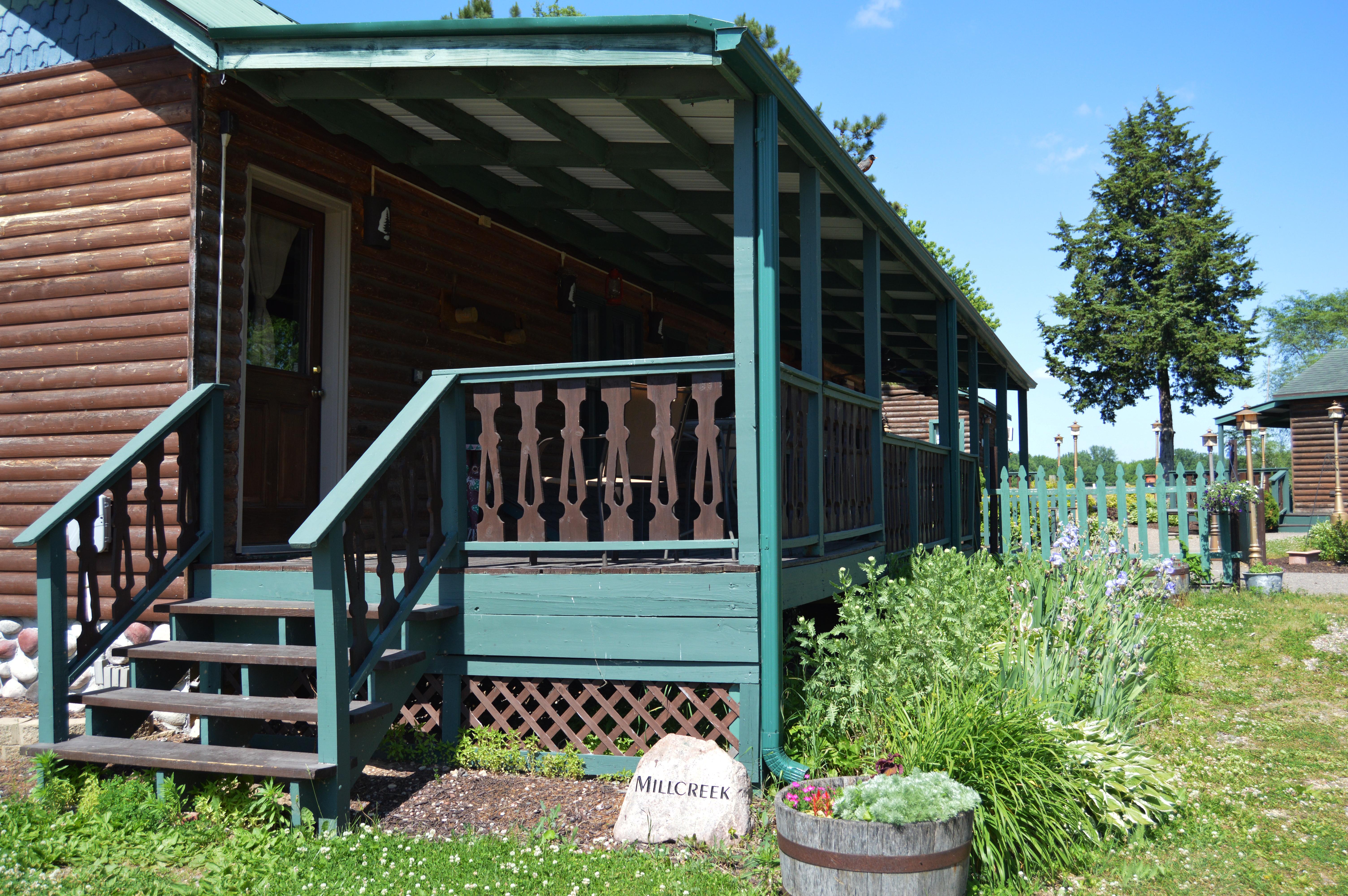 Mill Creek Cabin