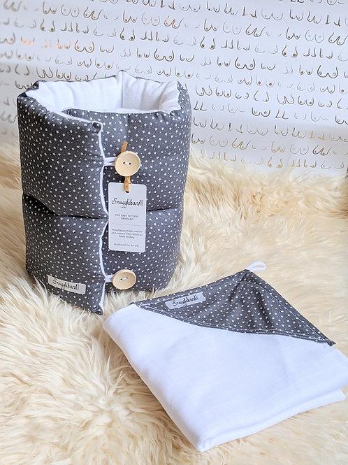 Snuggleband + SnuggleMuz tiny stars gift set