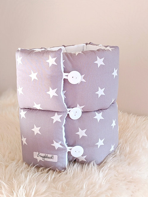 Pale Grey Stars