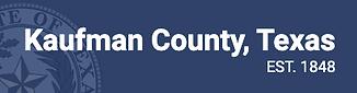 Kaufman County, TX Logo.png