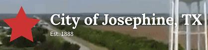 Josephine TX City Logo.png