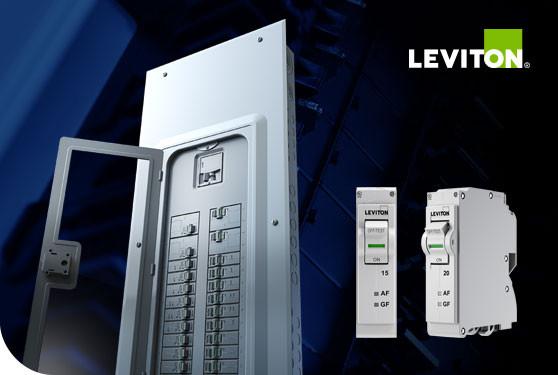 The Leviton Load Center Circuit Breaker