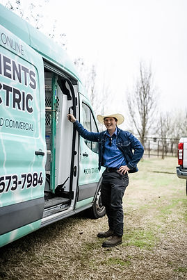Clements Electric Electrician Luke.jpg