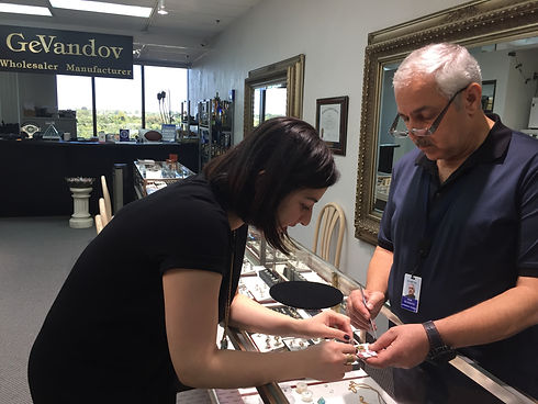 Fine Jewelry and Loose Stones Appraisal Dallas