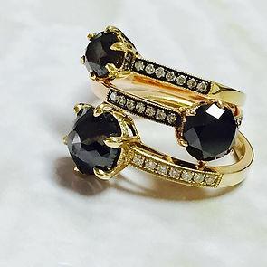 Custom Design Diamond Rings Dallas