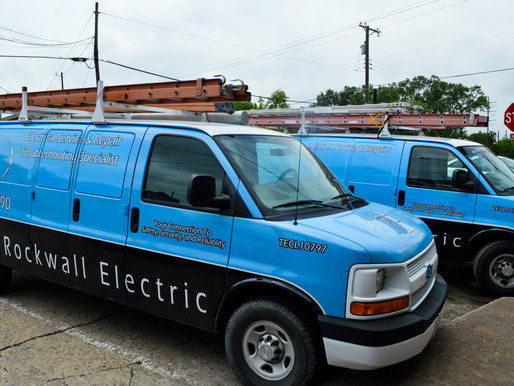 Safely Replace Your Circuit Breakers with Rockwall Electric