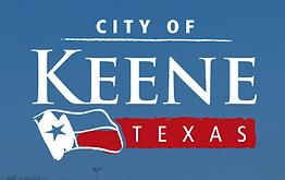 Keene TX City Logo.png