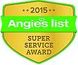 Angies List Award 2015