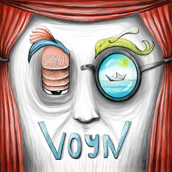 Album Cover for Voyn Band