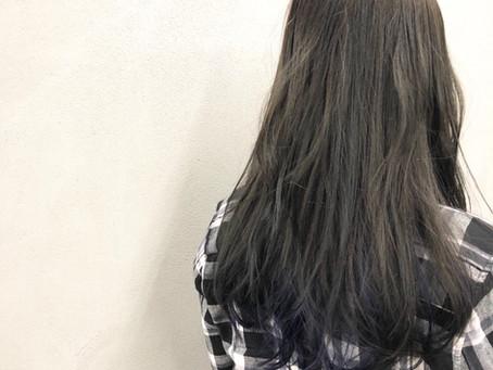 グラデーション風インナーカラー【#tag 葛西】