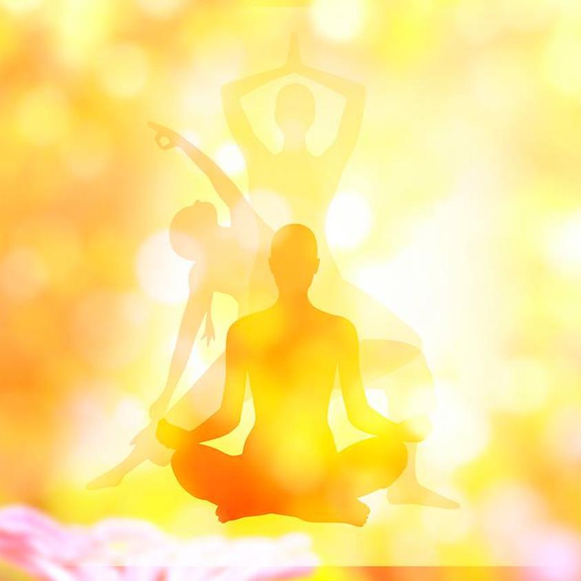 Solar Activation Yoga Nidra
