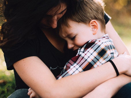 Things to Say to Your Child Instead of 'Don't Cry'