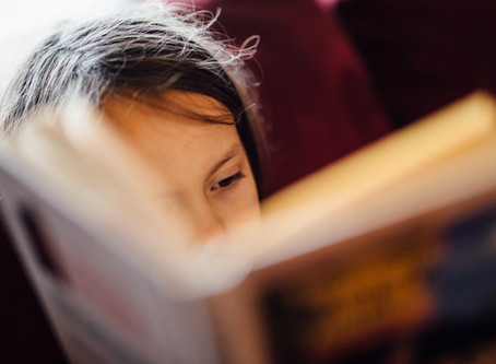 The importance of reading with little ones