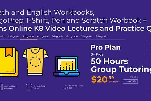 K12 Pro Plan (50 Hours)
