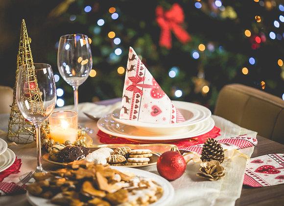 Online Weinprobe Becker's - Weihnachtszauber