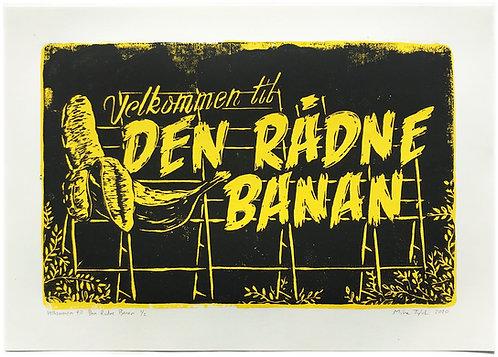 Den rådne banan
