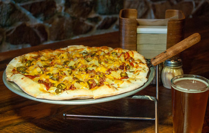 PETES  YUBA PIZZA