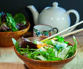 Asian Style Salad-d.b.townend
