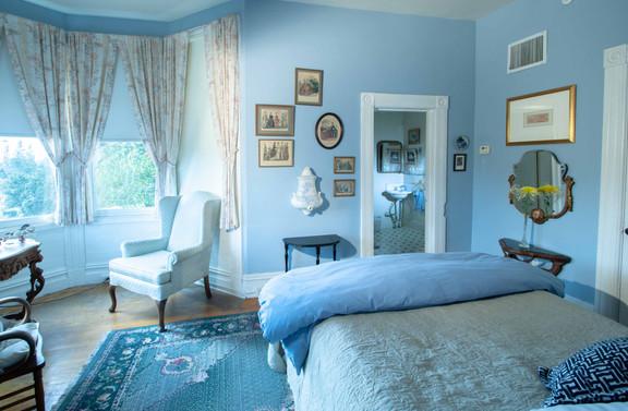 Blue Room- Swan Levine House