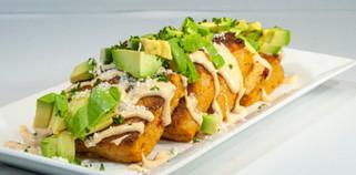 Grilled Polenta-Antonio Ayestaran Custom Catering