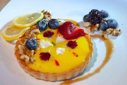 Emily's Cakes and Catering-Lemon Tarte