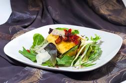 Grilled Polenta-