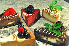 dessert to go