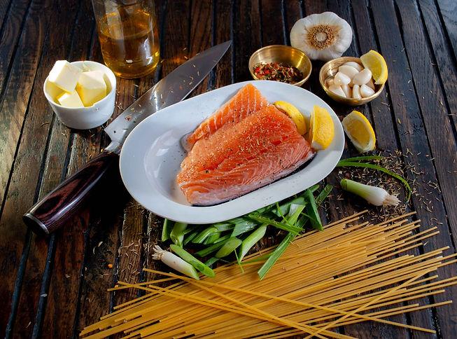Raw Salmon Prep-overhead1-lr.jpg