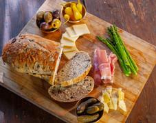 Antipasto Platter: d b townsend