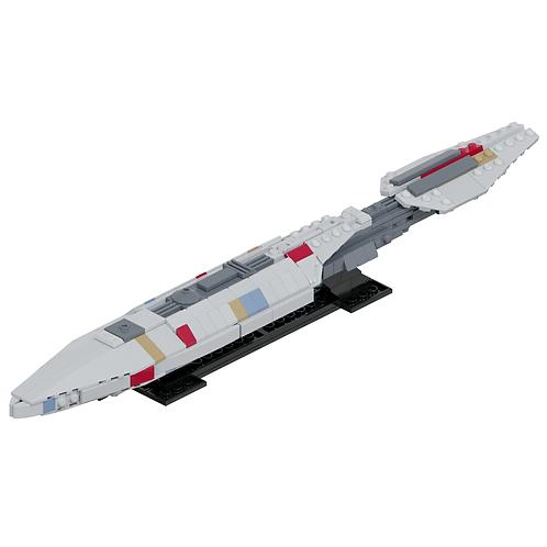 MC30c Frigate Part Kit