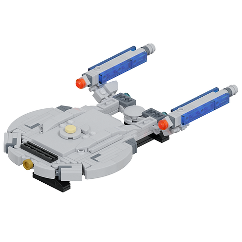 NX-class Explorer Part Kit