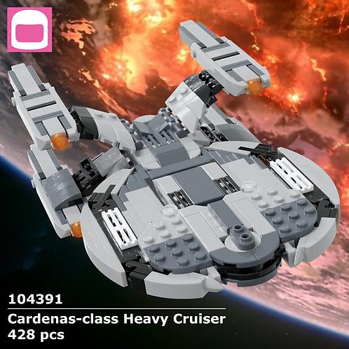 Cardenas-class Heavy Cruiser Instructions
