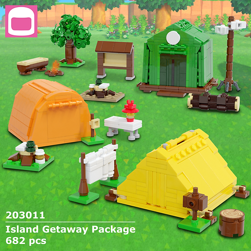 Island Getaway Package Instructions