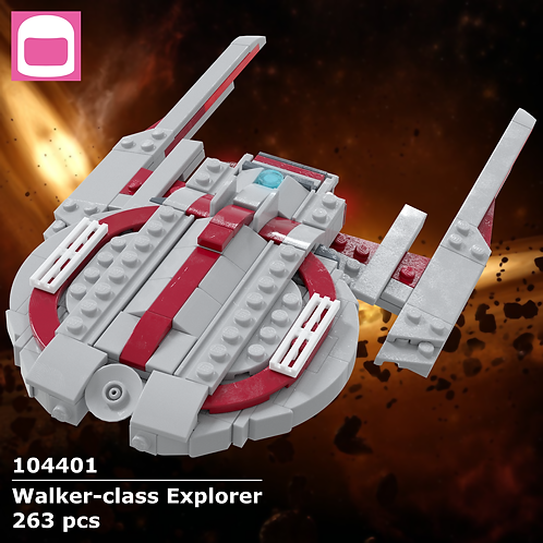 Walker-class Explorer Instructions