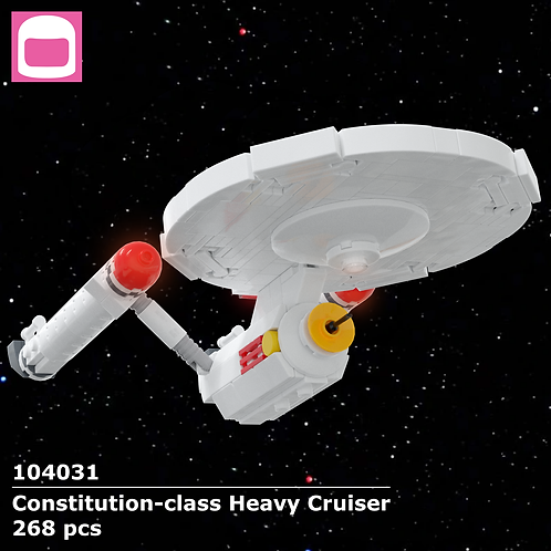 Constitution-class Heavy Cruiser Instructions