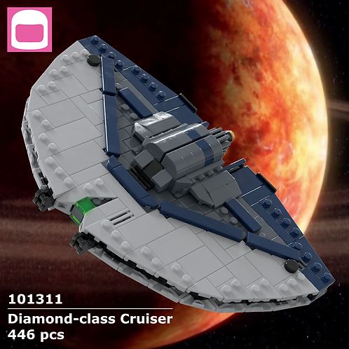 Diamond-class Cruiser Instructions