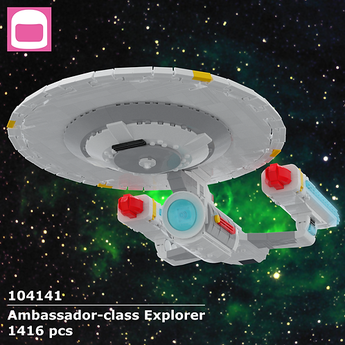 Ambassador-class Explorer Instructions