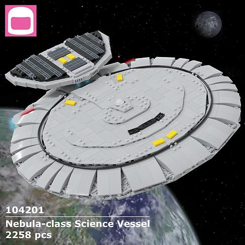 Nebula-class Science Vessel Instructions