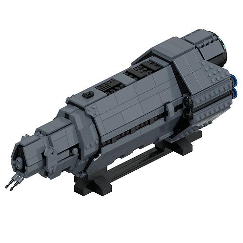 Halcyon-class Light Cruiser Part Kit
